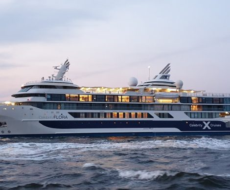 Die Celebrity Flora von Celebrity Cruises ist als erstes Expeditionsschiff der Premium-Kreuzfahrtlinie exklusiv für die Galapagosinseln konzipiert worden