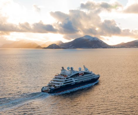 Die französische Reederei PONANT hat die Le Bougainville fristgerecht in Dienst gestellt. Die Superyacht wurde von der VARD Group übergeben.
