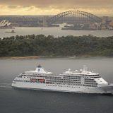Die Silver Whisper geht auf Weltreise: Von Fort Lauderdale nach New York in 150 Tagen mit Stopps in 34 Ländern auf sechs Kontinenten.