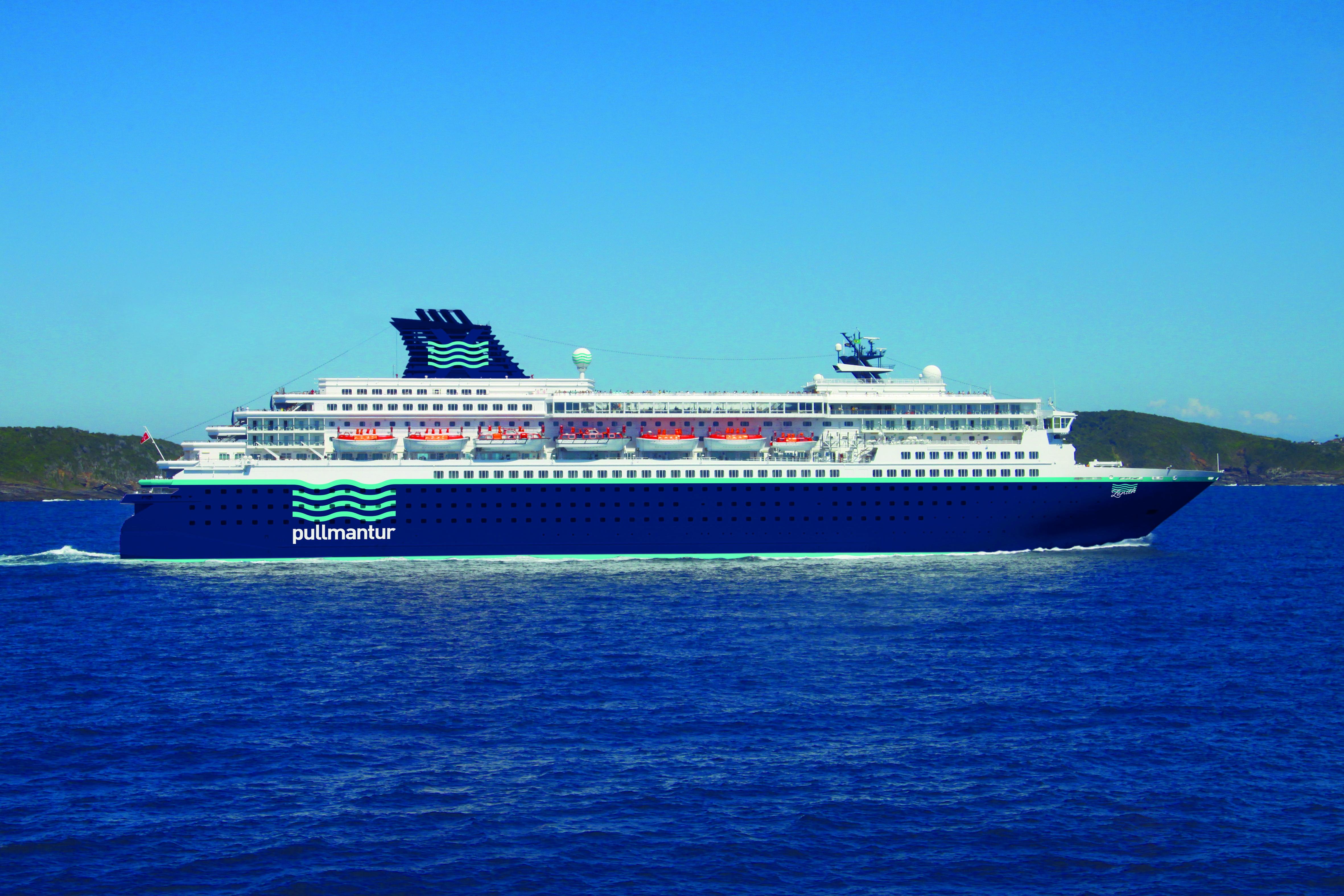 Pullmantur Cruises (www.pullmaturcruises.de) nimmt im Sommer 2020 erstmals Kurs auf Island. Im Laufe von zwei achttägigen Kreuzfahrten bietet die spanische All-inklusive-Reederei ihren Gästen spannende Erlebnisse im Land der Gletscher, Geysire und Thermalquellen. Zudem steuert die Zenith (1.828 Passagiere) auf ihrer Reise durchs Nordmeer die Färöer-Inseln an.