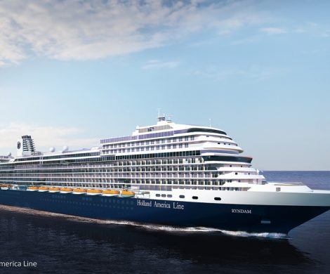 Das neue Schiff der Pinnacle-Klasse von Holland America Line wird Ryndam heißen. Der Neubau, soll 2021 in Dienst gestellt werden