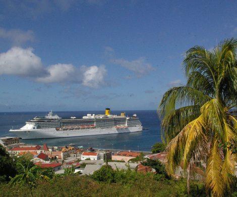 Pünktlich zum 60. Jubiläum seiner Karibik-Kreuzfahrten baut Costa ab Winter 2019/20 sein Karibik-Angebotum mehr als 30 Prozent aus