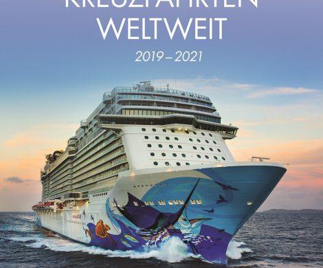 Die deutschsprachigen Gäste von NCL lieben exotische Routen, daher baut die Reederei das Angebot im Katalog 2021 immer weiter aus.