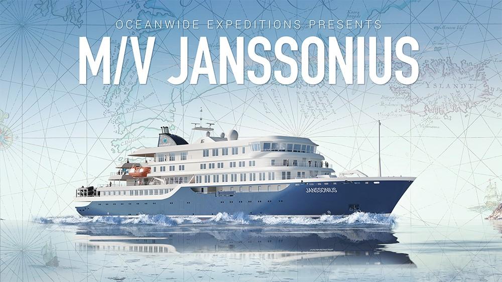 Oceanwide Expeditions hat mit der Janssonius ein neues Polarschiff bestellt, ein Schwesterschiff der Hondius, Fertigstellung ist für Oktober 2021 geplant
