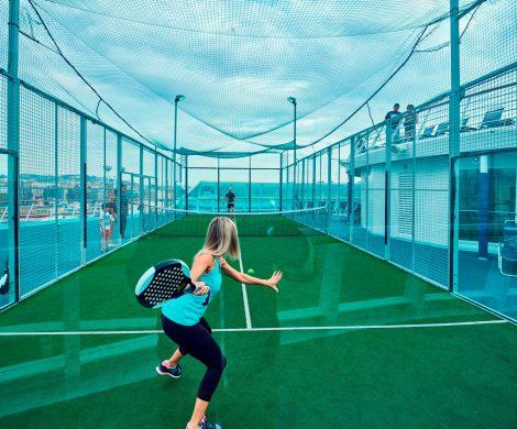 Pullmantur Cruises hat das Sportangebot, nicht nur für bewegungsfreudige Passagiere an Bord, im Rahmen des All-inklusive-Pakets deutlich ausgeweitet.