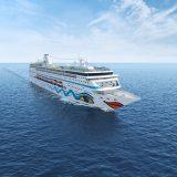 Am 30. November 2019 wird das Kreuzfahrtschiff AIDAmira offiziell in die AIDA Flotte aufgenommen. Noch bevor das neue Selection-Schiff Kurs auf Südafrika nimmt, können Gäste AIDAmira auf einer exklusiven 4-tägigen Reise im Mittelmeer kennenlernen.