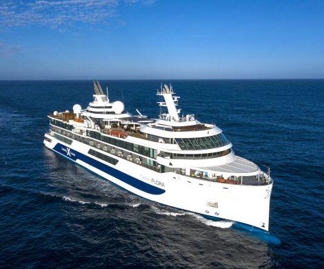 Celebrity Cruises hat mit der Celebrity Flora das erste exklusiv für die Galapagosinseln entworfene Expeditionsschiff der Luxusklasse in Dienst gestellt.