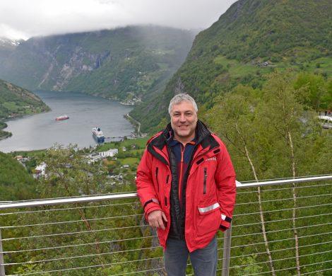 Portrait Polaris Tours aus Oberammergau, Spezialist für Expeditionskreuzfahrten mit kleinen Schiffen, und Geschäftsführer Reinhard Tanner