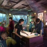Phantom Bridge bietet Princess Cruises auf den Schiffs-Neubauten Sky Princess (Jungfernfahrt Oktober 2019) und Enchanted Princess (Juni 2020) erstmals ein Escape Room-Spiel für Passagiere aller Altersklassen.