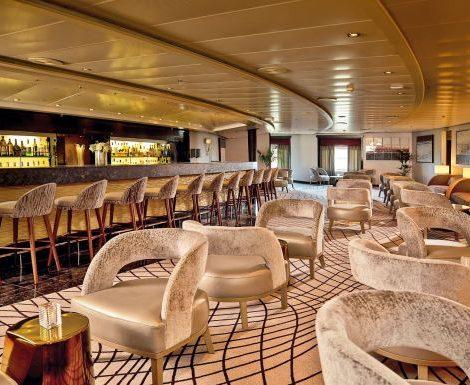 Die Seven Seas Navigator hat eine zweiwöchige Renovierungspause eingelegt, die Reederei hat mehr als150 Millionen US-Dollar in die Renovierung gesteckt