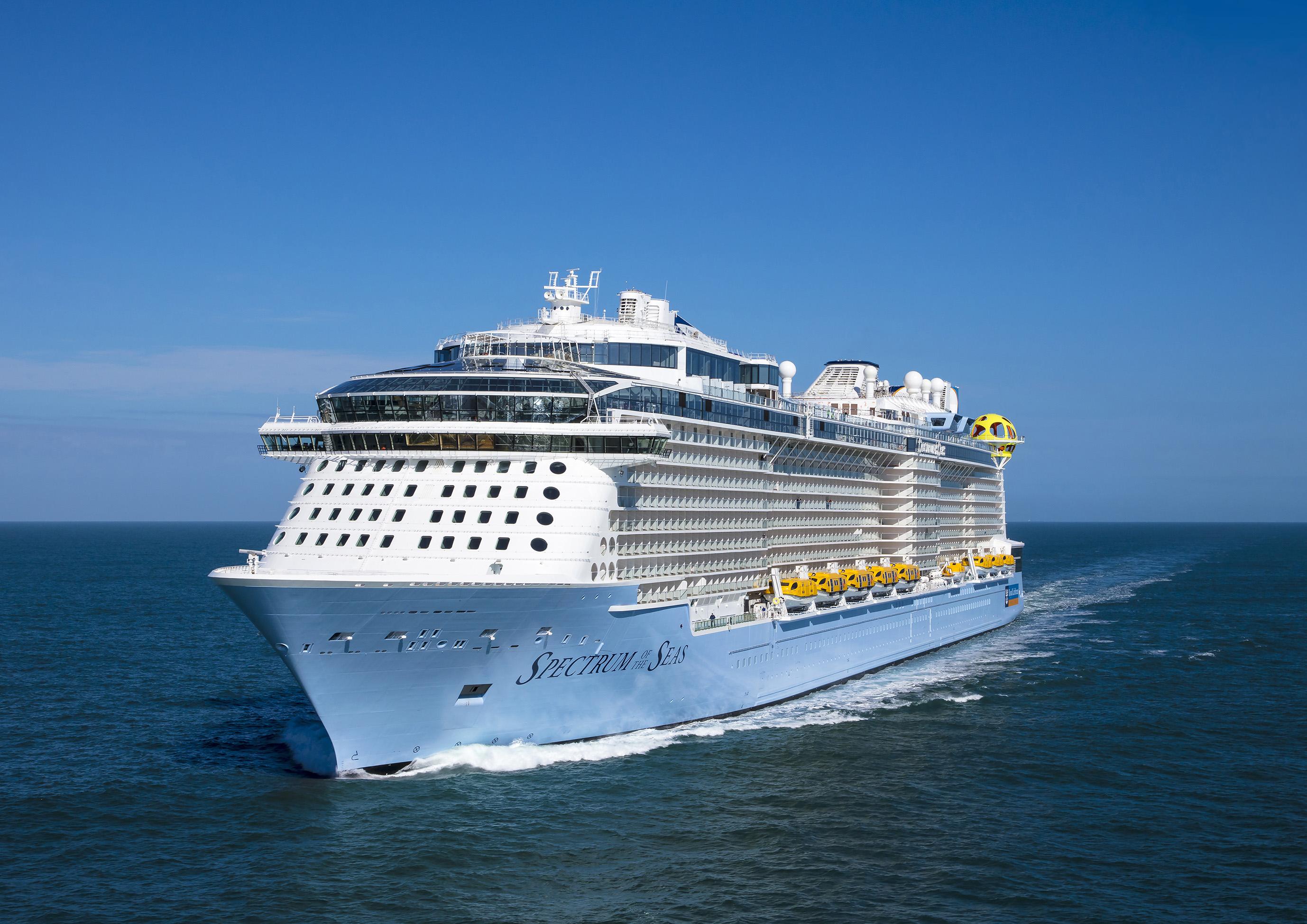 Royal Caribbean International hat bei der Meyer Werft Turku einen dritten LNG-Liner der Icon-Klasse bestellt, der 2025 in Dienst gestellt werden soll