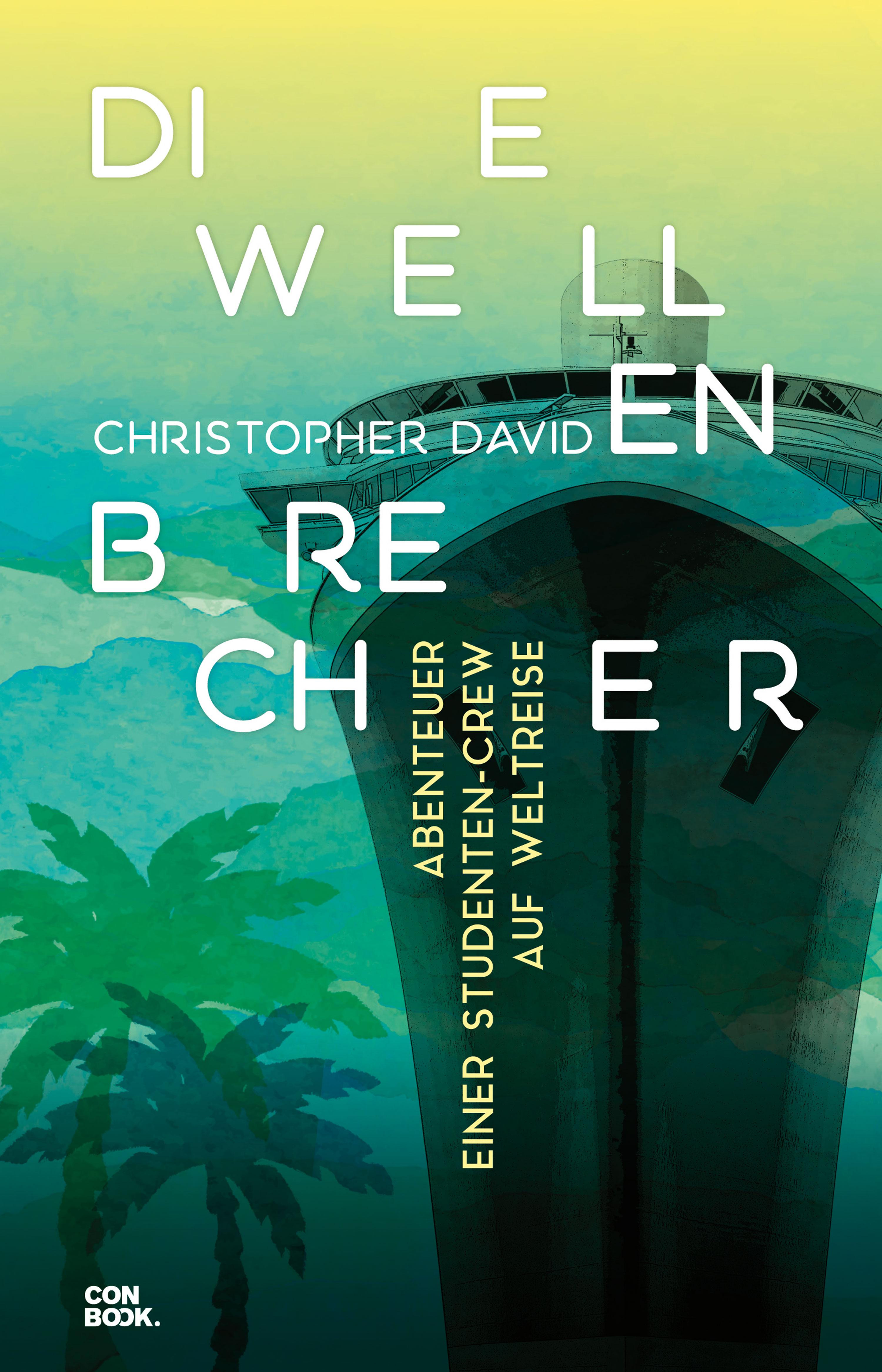 """In Zusammenarbeit mit dem CONBOOK-Verlag starten wir eine Verlosung von drei Paketen, bestehend aus dem Buch """"Die Wellenbrecher"""" von Christopher David sowie einem dazu passenden blanko Reisetagebuch der Serie Grand Voyage von Semikolon."""