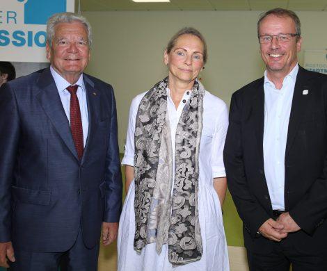 A-ROSA Flussschiff GmbH hat den Bau einer Grundschule durch ihr finanzielles Engagement unterstützt. Der LandSchulCampus Evangelische Grundschule Kavelstorf der Diakonie Rostocker Stadtmission e.V.