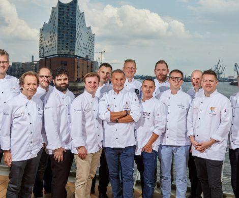 Einmal im Jahr begeistert das Gourmetfestival EUROPAs Beste an Bord der MS Europa mit Sterneköchen, Winzern, Chocolatiers, Fromagiers und Pâtissiers