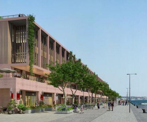 Der neue Kreuzfahrthafen von Istanbul, Galataport, der von der Doğuş Group und der Bilgili Holding im Stadtteil Karaköy entwickelt wird, wird im April 2020 sein erstes Kreuzfahrtschiff aufnehmen.