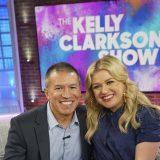 Sängerin und Talkmasterin Kelly Clarkson wird die Taufpatin der neuen Norwegian Encore am 21. November 2019 im Hafen von Miami