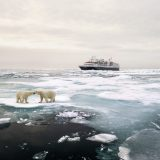 Zum ersten Mal hat Silversea die legendäre Nordostpassage durchquert. Die Silver Explorer war zwischen Nome und Tromsø unterwegs.