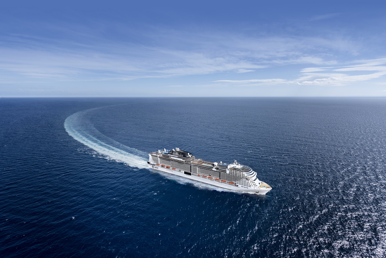 Zur Taufe der MSC Grandiosa, erstes Schiff der Meraviglia-Plus-Klasse, plant MSC mehrtägige Feierlichkeiten rund um den 9. November in Hamburg