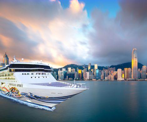 Norwegian Cruise Line modernisiert die Norwegian Spirit für mehr als 100 Millionen US-Dollar von Bug bis Heck und erneuert die gesamte Ausstattung an Bord