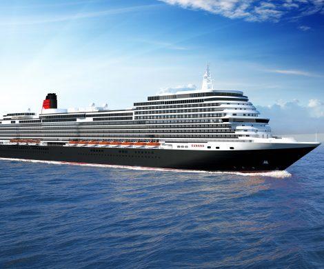 Das 249. Cunardschiff ist im Bau: Das bisher noch namenlose Schiff der britischen Traditionsreederei wird das zweitgrößte der Cunard Flotte werden