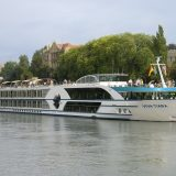 Die VIVA TIARA, die komplett renoviert und modernisiert wird, ist das erste eigene Schiff des jungen Flussreiseveranstalters Viva Cruises