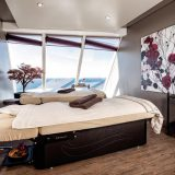"""TUI Cruises hat nach Meinung von Experten derzeit das beste SPA auf See, für die Mein Schiff Flotte wurde der """"World's Best Cruise Spa 2019"""" verliehen."""