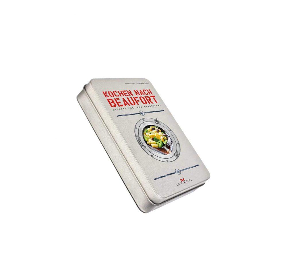 Rezension Kochbuch Kochen nach Beaufort von Claudia Seifert aus dem DeliusKlasing Verlag, ein perfektes Geschenk für Segler und andere Bootsbesitzer!