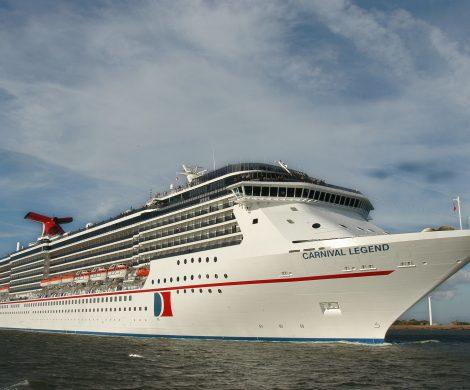 Mit der Carnival Legend schickt Carnival ein 2.124 Passagieren-Schiff zwischen April und Ende Oktober 2021 in Nord- und Ostsee sowie in das Mittelmeer