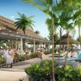 Royal Caribbean International wird 2021 in Antigua den ersten Beach Club der The Royal Beach Club Collection in der Nähe von Fort James eröffnen.