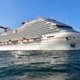 Carnival Cruise Line hat mit der Taufe der Carnival Panorama für 4.008 Passagiere in Long Beach das neue Flaggschiff der Reederei in Dienst gestellt.