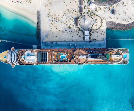 MSC Cruises hat die ersten Gäste auf Ocean Cay MSC Marine Reserve begrüßt. Die Privatinsel auf den Bahamas ist ein das neue tropische Ziel von MSC Cruises.