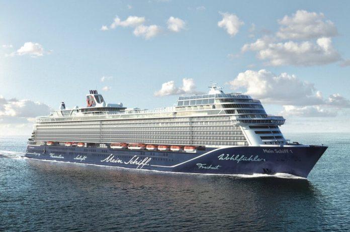 """Die Mein Schiff 1 von TUI Cruises wird Filmstar: Am 2. Februar um 20:15 Uhr startet ServusTV in die Ausstrahlung von """"Lust auf Meer"""""""