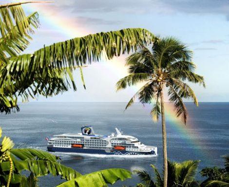Aranui Cruises baut ein Schiff, das erstmalig ausschließlich für Passagiere ausgelegt ist. Es wird AraMana heißen und 2022 in Betrieb genommen.