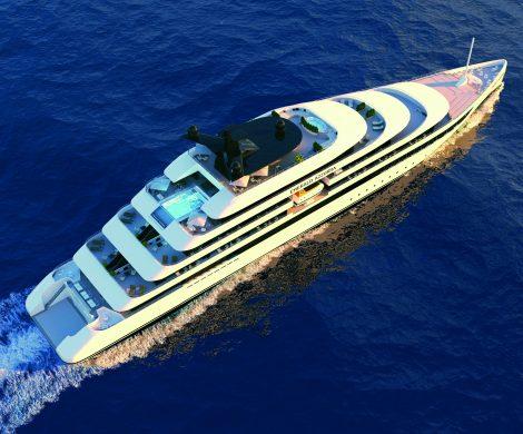 Mit der 100 Gäste fassenden Superyacht Emerald Azzurra debütiert die neue Kreuzfahrtmarke Emerald Yacht Cruises, die Teil der Firma Emerald Cruises ist