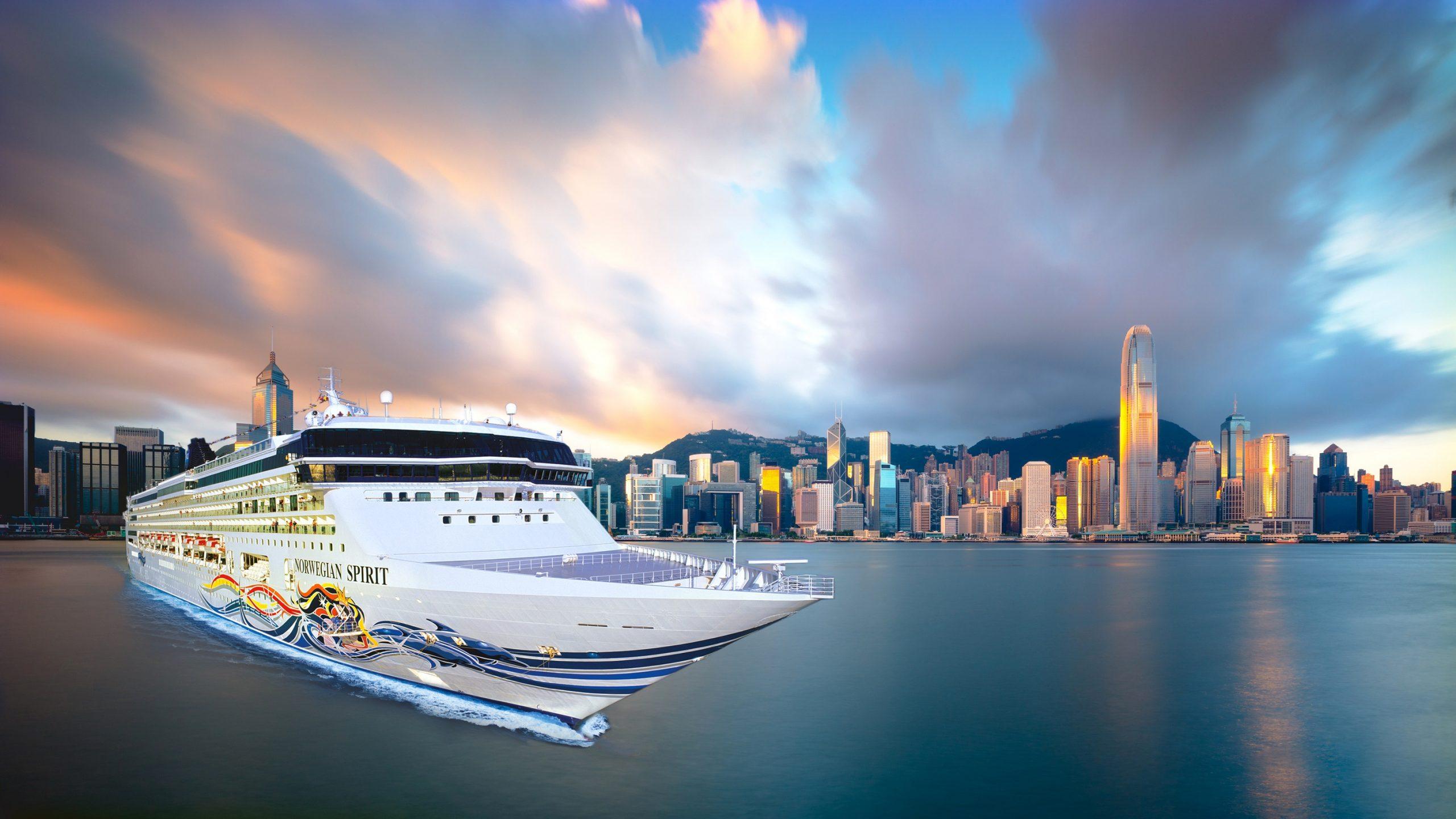 Die Norwegian Spirit, die für rund 100 Millionen US-Dollar modernisiert wurde, kommt verspätet aus der Werft in Marseille.