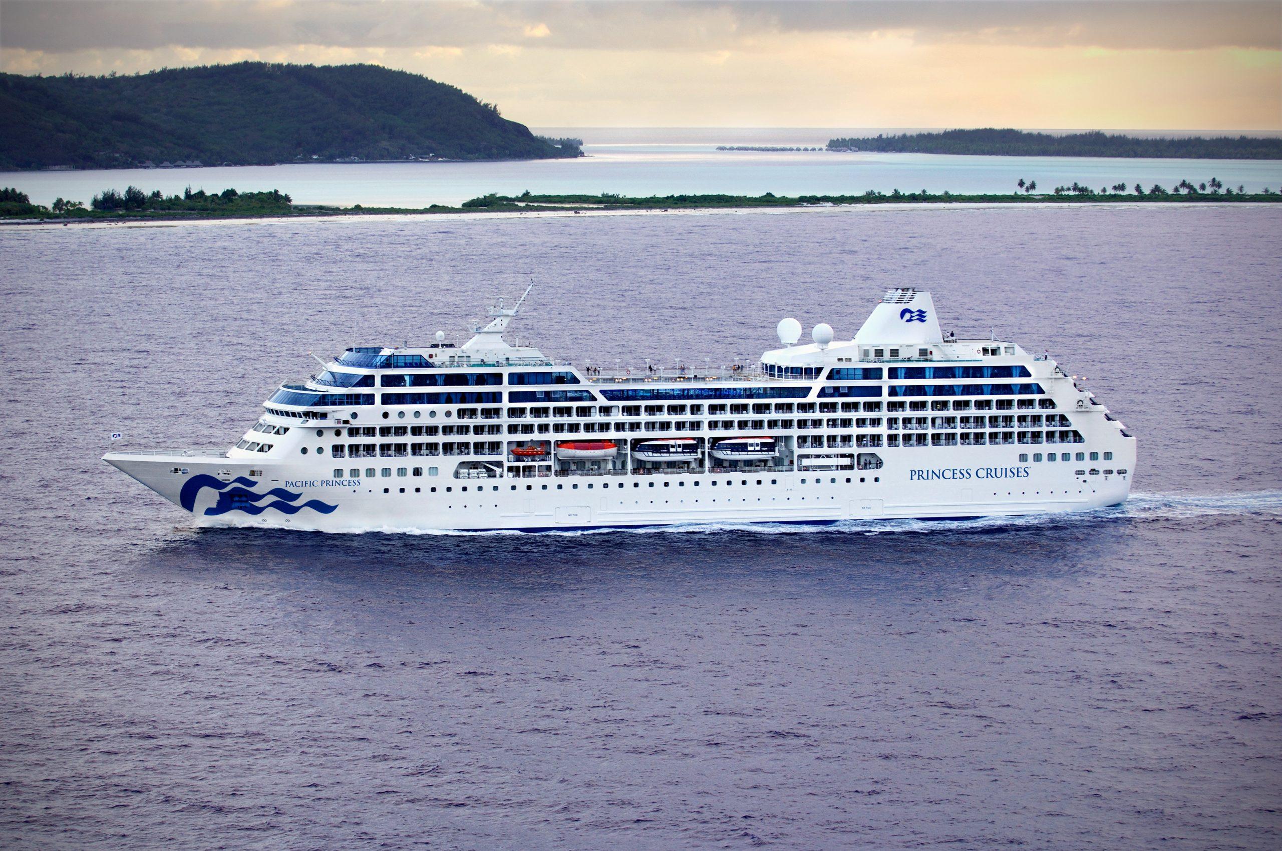 Wegen der COVID-19-Pandemie wird Princess Cruises freiwillig und vorübergehend den weltweiten Betrieb seiner 18 Kreuzfahrtschiffe für 60 Tage unterbrechen.