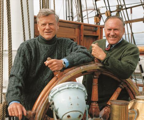 Der norwegische Reeder Arne Wilhelmsen starb am Osterferienwochenende. Wilhelmsen wurde 90 Jahre alt und war einer der Pioniere der Kreuzfahrtindustrie.