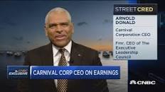 Die Carnival Corporation, größtes Kreuzfahrtunternehmen der Welt, will Finanzhilfen aus Deutschland, Großbritannien, Italien und anderen Ländern generieren. Das sagte Arnold Donald, CEO von Carnival, gegenüber dem US-TV-Sender CNBC.