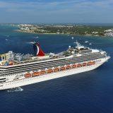 Die Corona-Krise kostet die Carnival Corporation, das größte Kreuzfahrtunternehmen der Welt, bis zu drei Millionen US-Dollar pro Schiff und Monat.