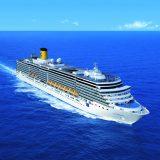 Die Costa Deliziosa soll nach fünfwöchiger Odysee wegen des Corona-Virus jetzt in Genua anlegen, alle 1.600 verbliebenen Gäste sollen nachhause dürfen.