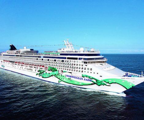 mit Norwegian Cruise Line (NCL), eines der größten Kreuzfahrtunternehmen der Welt davor, dass das Unternehmen die Pandemie nicht überstehen könnte.