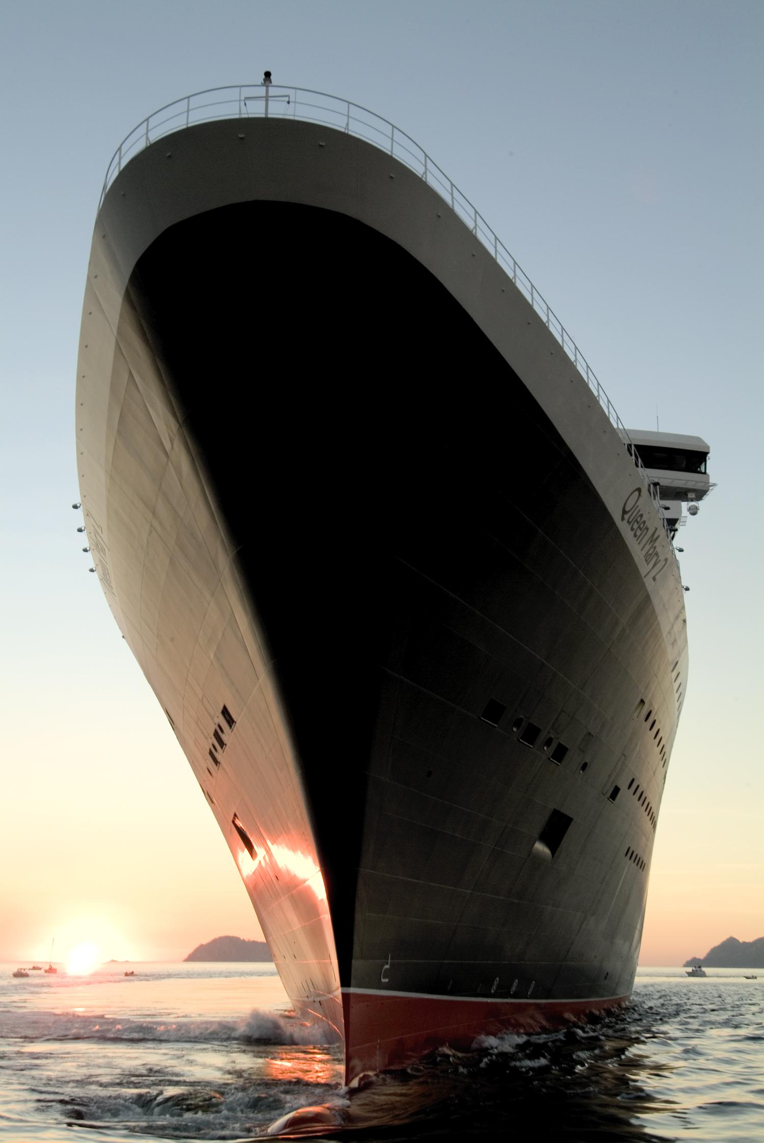 Cunard Line: keine Reisen mit Queen Mary 2 und der Queen Victoria bis einschließlich 1. November, keine Reisen der Queen Elizabeth bis 23. November