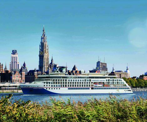 Hapag-Lloyd Cruises sticht ab Ende Juli 2020 mit umfangreichen Hygiene- und Präventionsmaßnahmen mit MS Europa 2 & HANSEATICinspiration wieder in See.