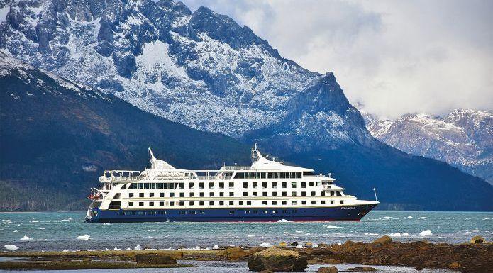 Die Expeditionsreederei Australis hat alle geplanten Reisen für die Saison 2020 /21 abgesagt ud konzentriert sich auf die Saison 2021/22.