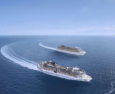 MSC bietet als einzige Kreuzfahrt-Reederei einen Corona-Test für Gäste und Besatzungsmitglieder bei der Einschiffung an