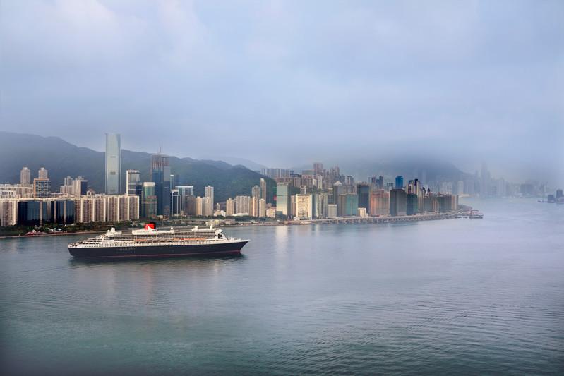 Ab heute ist die neue Weltreise der Queen Mary 2 für 2022 buchbar. Die Reise beginnt am 10. Januar 2022 in Southampton und dauert 105 Tage