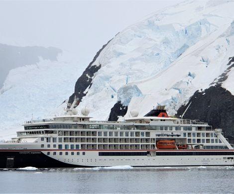 Die Hanseatic Inspiration von Hapag-Lloyd Cruises erhält als erstes Hochseeschiff ein Hygienezertifikat durch ein unabhängiges Institut