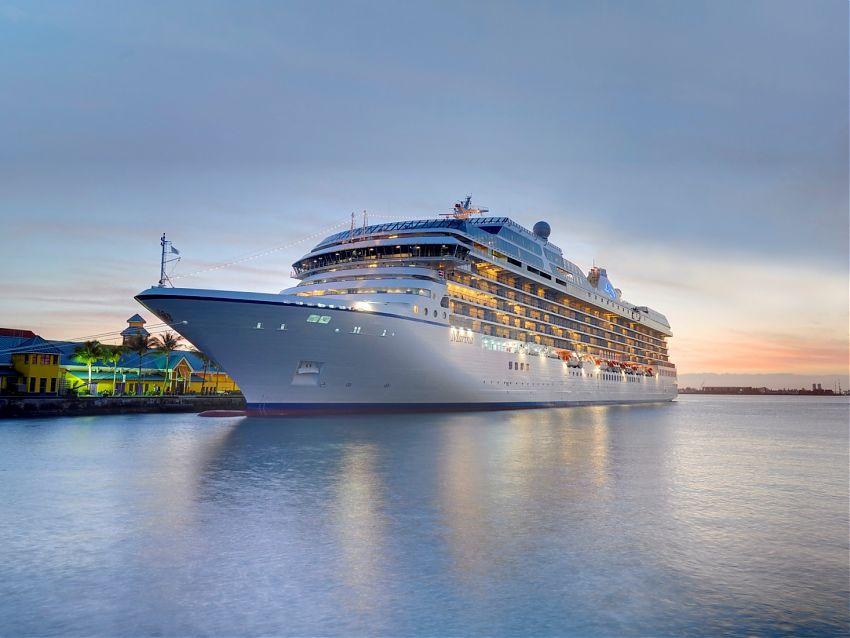 """Oceania Cruises hat die """"Europa & Nordamerika-Kollektion 2022"""" veröffentlicht, mit insgesamt 110 Routen von sieben bis 46 Tagen Dauer"""