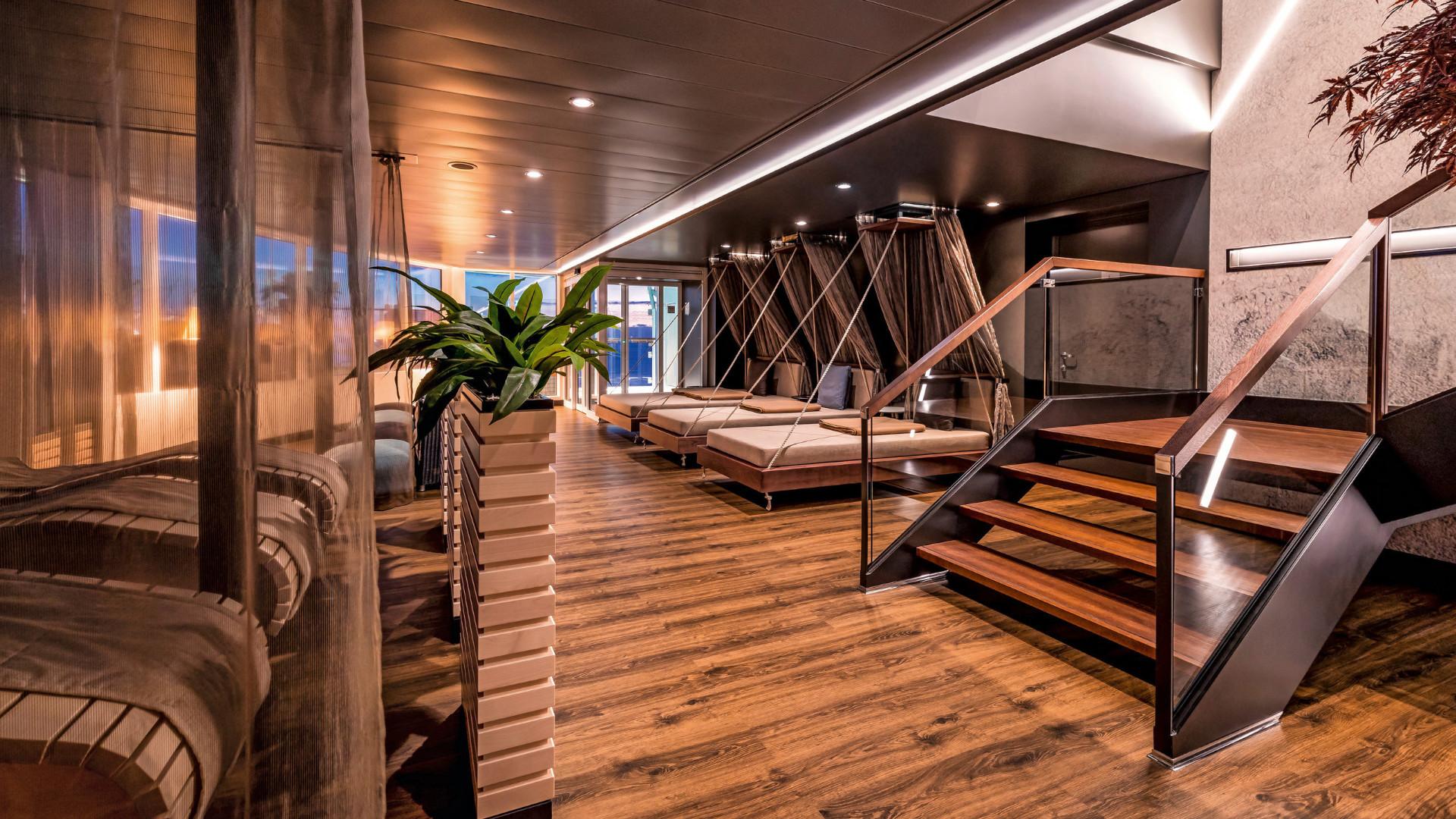 Bereits zum dritten Mal in Folge ist TUI Cruises der Preis World's Best Cruise Spa für ausgezeichneten Bordangebote verliehen worden.