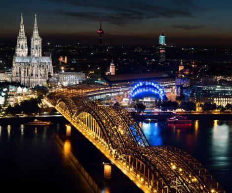 Köln ist Deutschlands größter Hafen für Flusskreuzfahrten. Dies zeigt eine Studie der Industrie- und Handelskammer zu Köln (IHK Köln) in Kooperation mit Köln Tourismus.